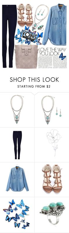 """""""🦋Yoins 14🦋"""" by chey-love ❤ liked on Polyvore featuring Blume"""