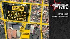 Два къмпинга за феновете в Каварна - детайли около достъпа до фестивала