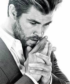 Daily Chris Hemsworth prestige mag.