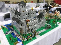 The LEGO Castle Anniversary Competition!