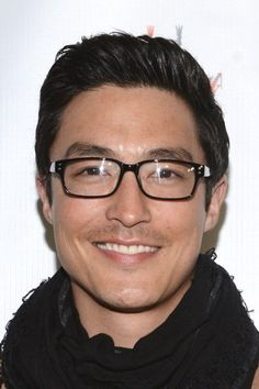Daniel Henney dedicated a karaoke song to you.   23 Pictures That Prove Glasses Make Guys Stupidly Hot