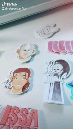 All my stickers for sale currently.
