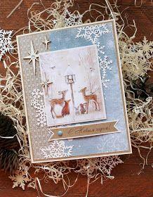 NN-блог: Предновогоднее Beautiful Handmade Cards, Christmas Cards, Christmas Ideas, Cardmaking, Paper Crafts, Frame, Handmade Products, Blog, Cards