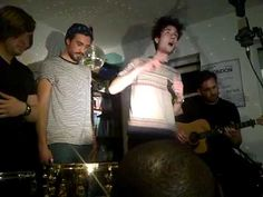 BASTILLE - Of The Night. Live @ Sofar Sounds London [ im so happy finding those old vids omgg ]