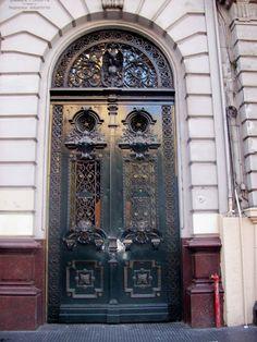 Puerta en Buenos Aires