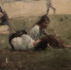 Ron Hicks, 'In the Park,' 2013, Gallery 1261