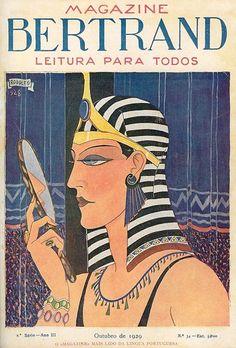 Nine Street Blog Art Deco Illustration, Magazine Illustration, Antique Illustration, Illustrations, Vintage Magazines, Vintage Ads, Vintage Posters, Egyptian Movies, Magazine Art