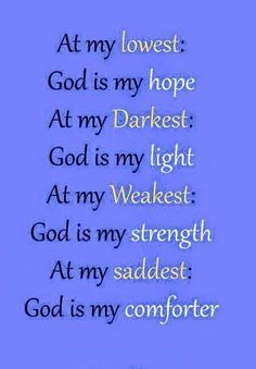 God is always watching over us