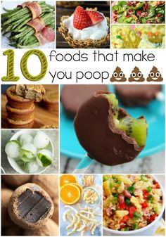 Poop is no laughing matter. This list of 15 foods that help you poop (that aren't prunes!) is pretty much the best darn list you will ever read. Good Foods To Eat, Food To Make, Foods To Help Constipation, Kids Constipation, Constipation Remedies, High Fiber Foods, High Fiber Snacks, How To Make Paper, Kids Meals