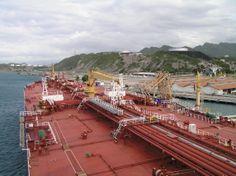 M/TSentinel loading crude oil operations