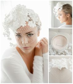 Couture Millinery - Made to measure couture hats | Shut The Front Door