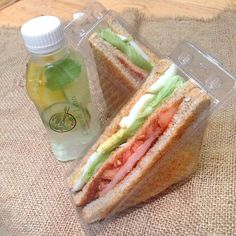 Triple Decker Sandwich (Halfed)  Wholewheat Toast. 339 cal/serving Based on 2000 kcal diet.  #eatclean #getlean #cleanleanJKT #cleaneating #lifestyle #healthy #gluttenfree #fatloss #musclegain #FitnotSkinny #lowcarb #protein #superfood #katering #healthycatering #kateringdiet#kateringsehat#greens #instafit #organic #lowfat #dietbalance #fitness #gym #postWorkoutmeal #preworkoutmeal #foodphotography by cleanlean_catering