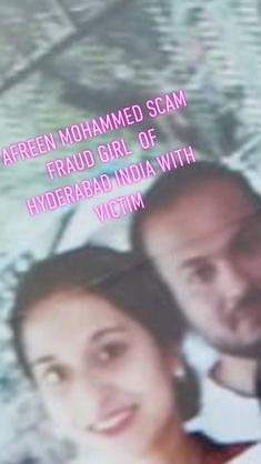 Afreen Mohammed fraud congirl cheater from Hyderabad India - Fitness and Exercises, Outdoor Sport and Winter Sport