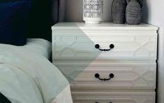 IKEA hacks for luxury interior design – Lux Hax Ikea Furniture Hacks, Ikea Hacks, 6 Drawer Chest, Ikea Malm, Custom Cabinetry, Luxury Interior Design, Your Design, Drawers, Furniture Design