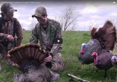 Youth Turkey Hunting Video http://realtr.ee/97o  #Realtree writer takes youth hunter on a KY hunt!