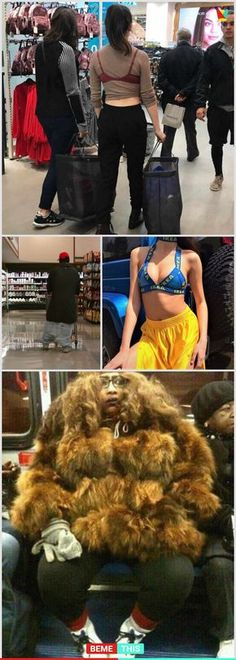 These people are setting a whole new fashion trend. Fashion Fail, New Fashion Trends, Drake And Josh, Writing Pictures, Funny Fails, Funny Comics, Funny People, Funny Cute, Funny Photos