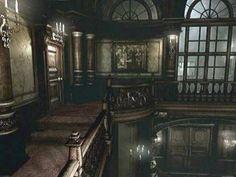 Resident Evil - Spencer Mansion