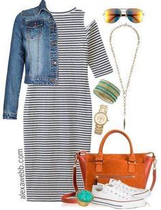 Plus Size Outfit - Plus Size Fashion for Women - Alexa Webb - alexawebb.com #alexawebb