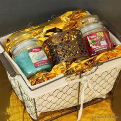 Get 5 gift ideas under $20 here -- including the basket! #bhglivebetter
