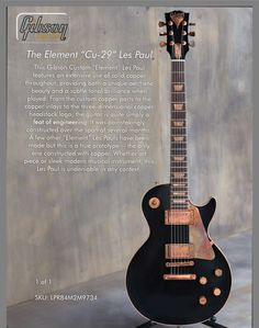 Gibson one of a kind