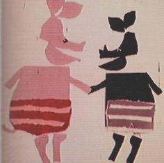 Hinku ja Vinku Childhood Memories, Nostalgia, Kids Rugs, Retro, Kid Friendly Rugs, Retro Illustration, Nursery Rugs