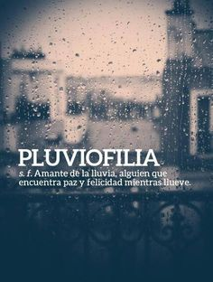Imagen de pluviofilia and llúvia