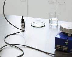 The Fabled Australian Beauty Brand Opens the Doors of its Research Studios Experiment, Mordin Solus, Jordy Baan, Lab, Dana Scully, Aesop, Maze Runner, The Cure, Science