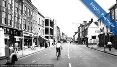 Bromsgrove, High Street c1965
