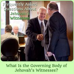 FREQUENTLY ASKED QUESTIONS What Is the Governing Body of Jehovah's Witnesses?   To find out,  please visit JW.org > About Us > Frequently Asked Questions > Organization >  What Is The Governing Body of Jehovah's Witnesses? ༺♥༻ JW.org has the Bible and study aids to read, watch, listen and download. 700+ languages. The study aids are designed to be used with your bible. Plus now, TV.JW.org - Online TV for your computer, smartphone, or tablet.
