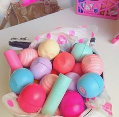 This lip balm takes less than 30 mins to prepare, and you'll have a blast doing it. This lip balm takes less than 30 mins to prepare, and you'll have a blast doing it. Chapstick Lip Balm, Eos Lip Balm, Lip Balms, Nice Lips, Baby Lips, Makeup Rooms, Aesthetic Makeup, Lip Care, Cute Makeup