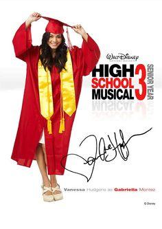 vanessa hudgens high school musical 3