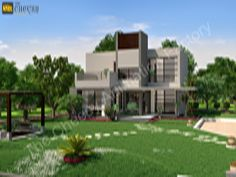 Our Studio Specialized in Commercial And Residential 3D Exterior Rendering And Design, Modeling, Photorealistic View, Services Company For India, UK, USA, Dubai.