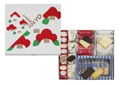 資生堂パーラーがお年賀にぴったりのお菓子詰め合わせ「ニューイヤースイーツ」を発売