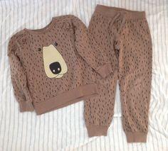 Check out this listing on Kidizen: Mini Rodini Sweatshirt And Pants Set #shopkidizen