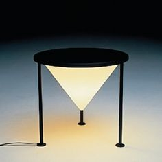 'Tamish' Light by Philippe Starck, 1984