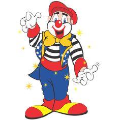 Cute Cartoon Clowns Clip Art - Circus Images