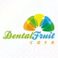 Dental Fruit Logo.