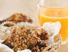 חטיף בריאות מופחת סוכר