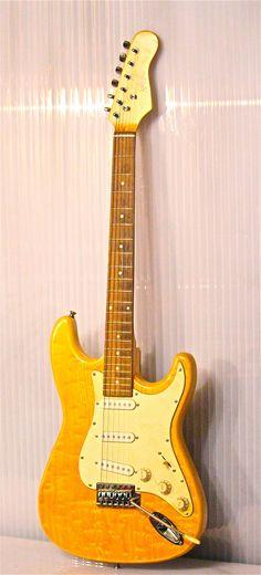 HK stratocaster
