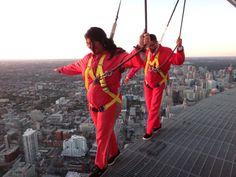 EdgeWalk at the CN Tower