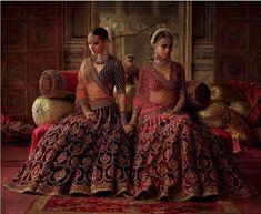 2019 Sabyasachi Charbagh Bridal Lehenga Collection - Frugal2Fab Sabyasachi Collection, Bridal Lehenga Collection, Ritu Kumar, Neckline Designs, Blouse Designs, Blouse Patterns, Sewing Patterns, Anita Dongre, Indian Bridal Fashion