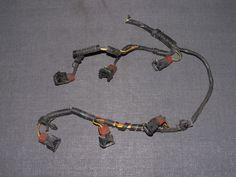 88-91 Mitsubishi Montero V6 OEM Fuel Injector Wiring Harness