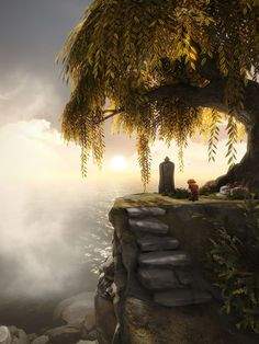 Brothers - A Tale of Two Sons... such an incredible little game.