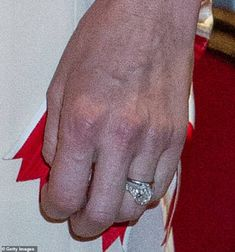 Prince Albert Of Monaco, Fraternal Twins, Charlene Of Monaco, Princess Charlene, Silver Rings, Mail Online, Daily Mail, Engagement Rings, How To Wear