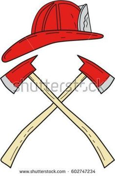 Drawing sketch style illustration of a fireman helmet and two fire axe crossed set on isolated white background. Axe Drawing, Helmet Drawing, Lion Drawing, Drawing Sketches, Drawings, Axe Tattoo, Helmet Tattoo, Firefighter Cross, Firefighter Decor