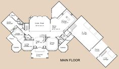 Floor Plan Design Ideas http://www.pinterest.com/njestates/floor-plans/ … Thanks to http://www.NJEstates.net/