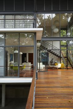 A Casa Deck / Choo Gim Wah Architect   ArchDaily Brasil