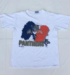 1990s Florida Panthers THE GAME Tee Shirt - 90s Florida Panthers NHL Hockey  Graphic T-Shirt - 90 s H b1420ec39