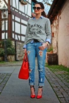 Fashion Hippie Loves. #Boyfriends