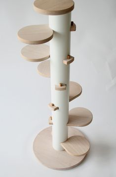 Cat Climber, Wood Bed Design, Diy Cat Tree, Cat Playground, Cat Room, Pet Furniture, Cat Wall, Cat Scratching, Diy Stuffed Animals